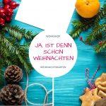 Workshop Weihnachtskarten mit Produkten von Stampin Up!